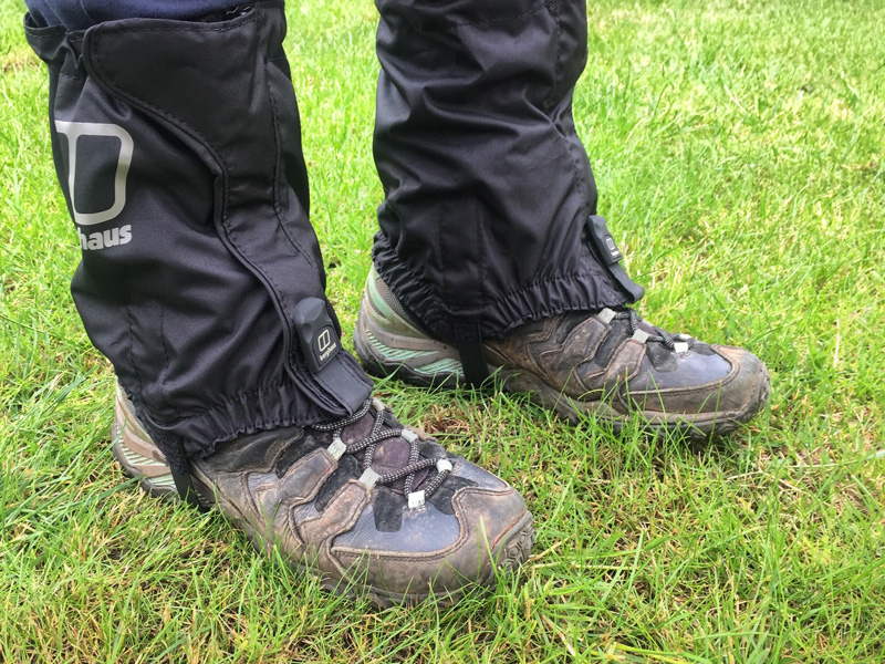 Berghaus Glacier Gaiters from Simply Hike