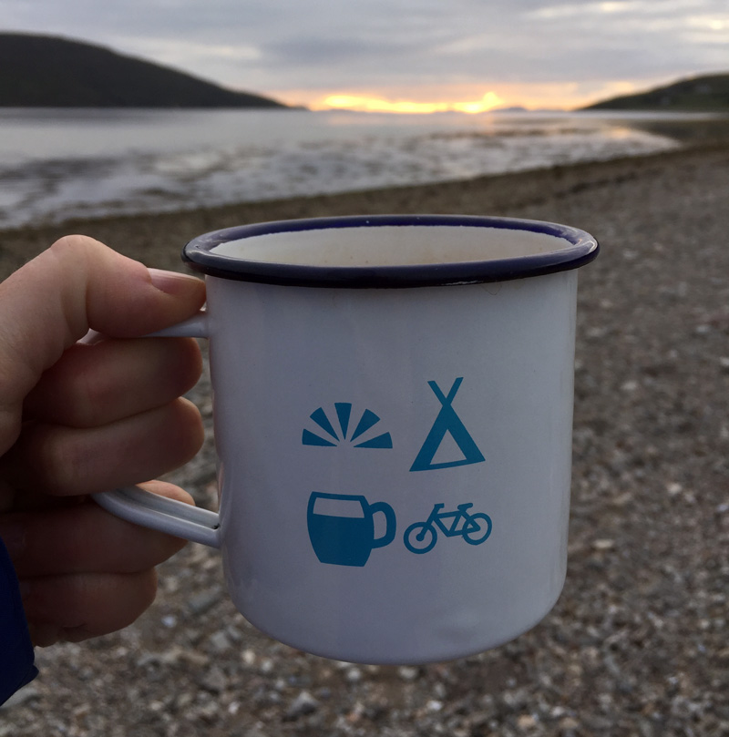 Splodz Blogz | Sunset and a Cuppa