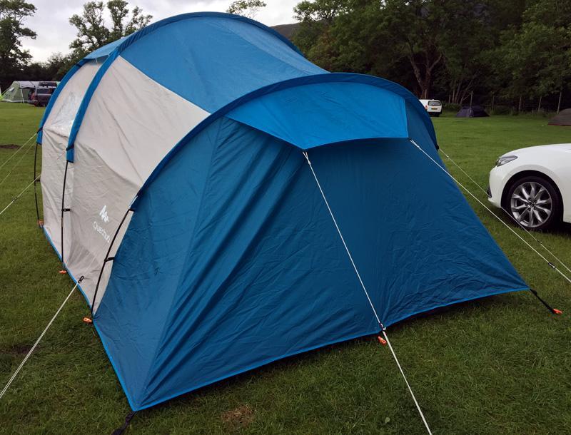 Splodz Blogz | Quechua Arpenaz 4.1 Family Tent