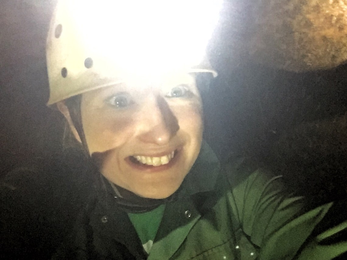 Splodz Blogz | Caving at Clearwell Caves