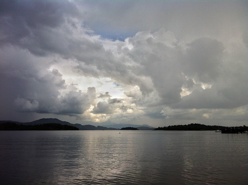 Splodz Blogz | Loch Lomond from Luss