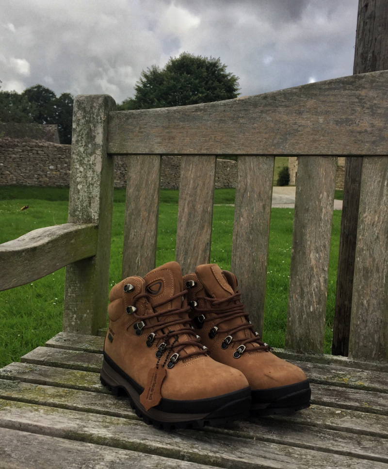 Splodz Blogz | Brasher Country Master Hiking Boots from Millets