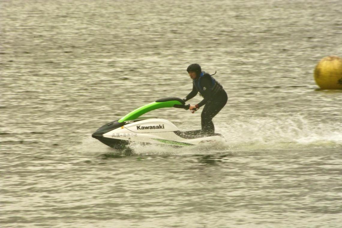 Splodz Blogz | Jet Skiing
