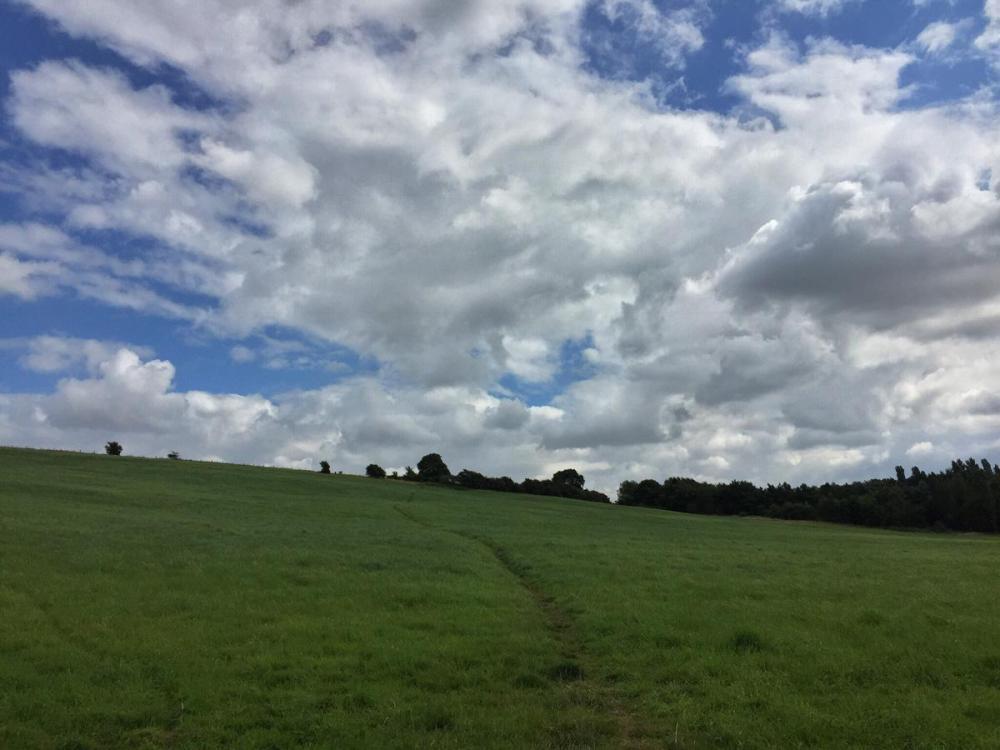 Splodz Blogz   Trail in Lincolnshire