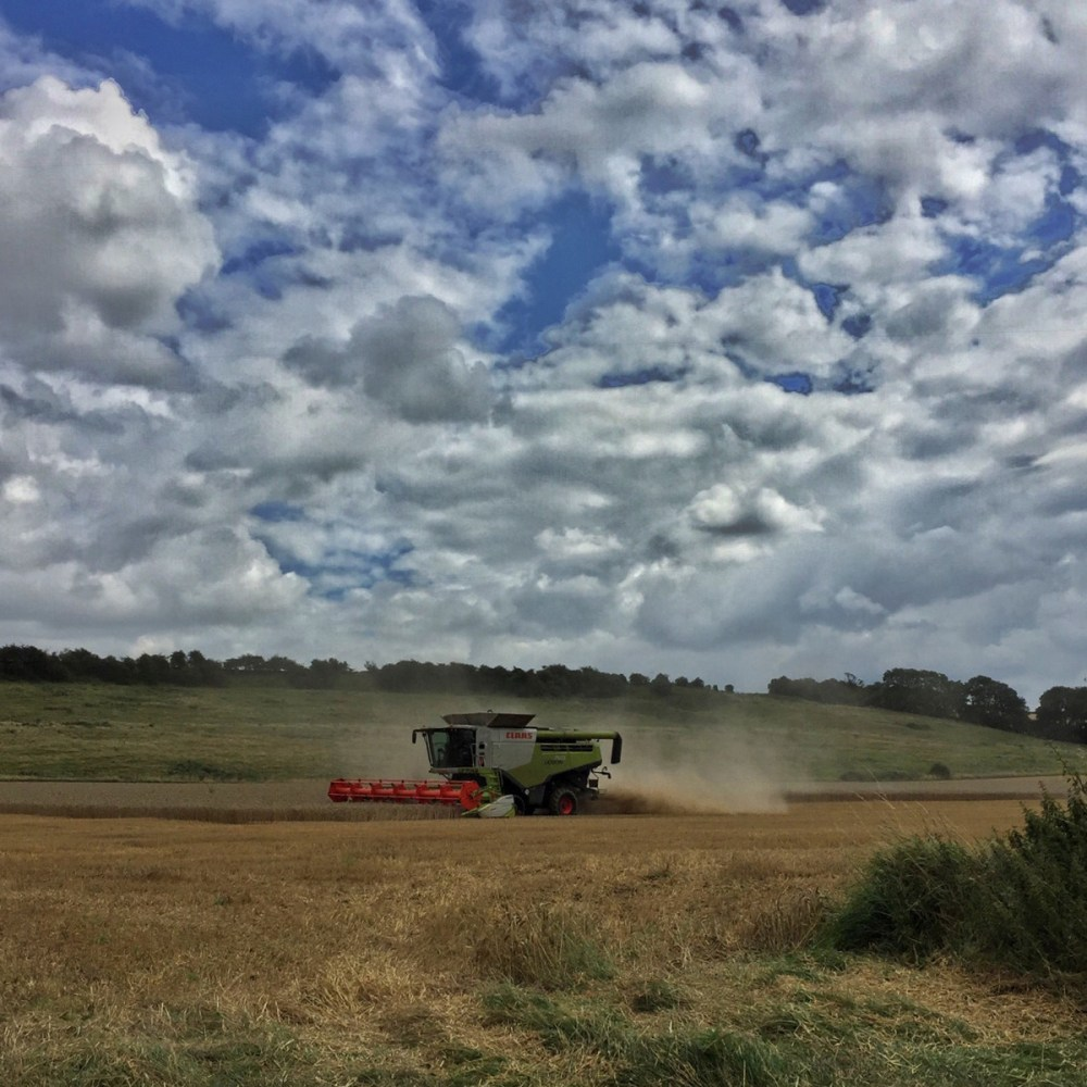 Splodz Blogz | Harvest Time in Lincolnshire