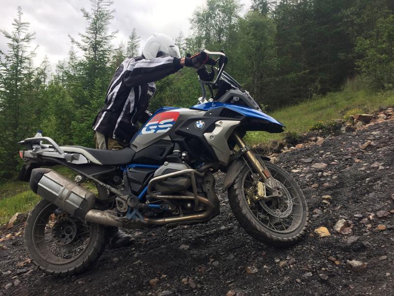 Splodz Blogz | BMW Motorrad Off Road Skills