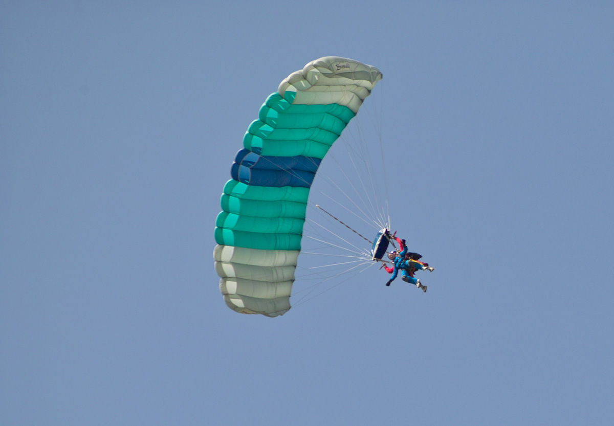 Splodz Blogz | Tandem Skydive for RNIB
