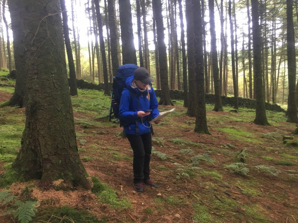 Splodz Blogz   Hiking at Ladybower