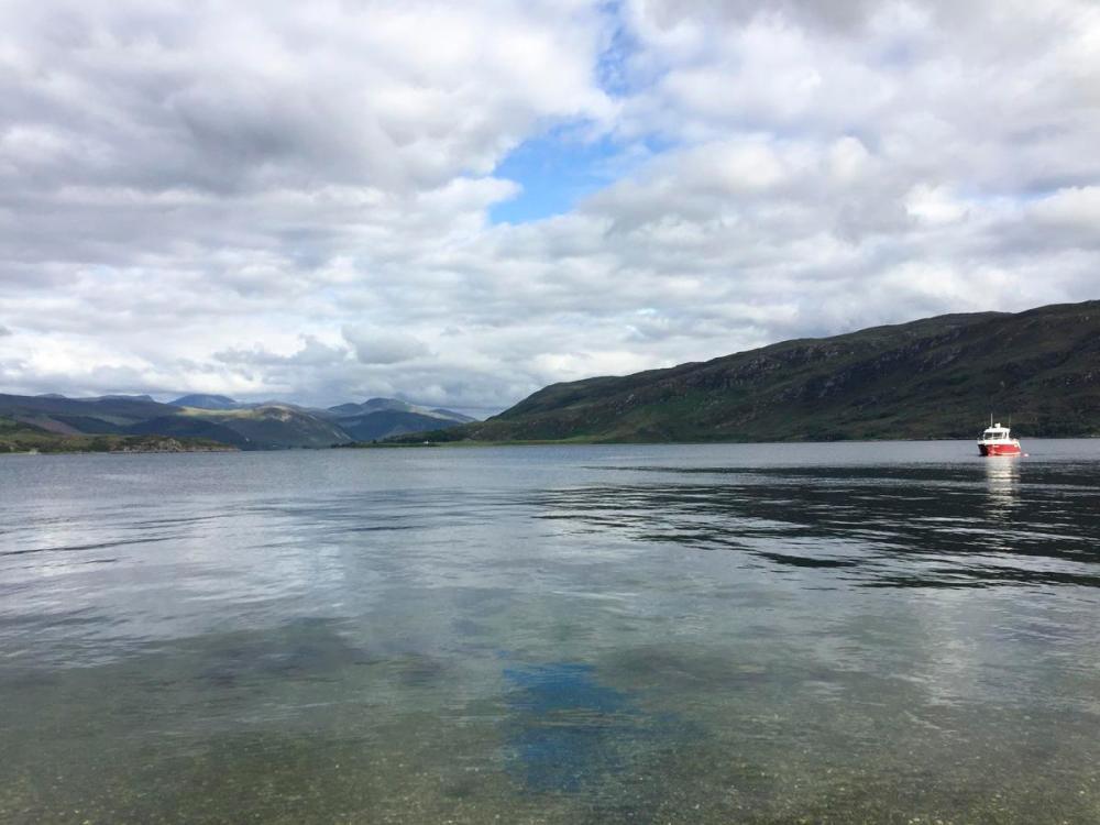 Splodz Blogz | NC500 | Loch Broom, Ullapool