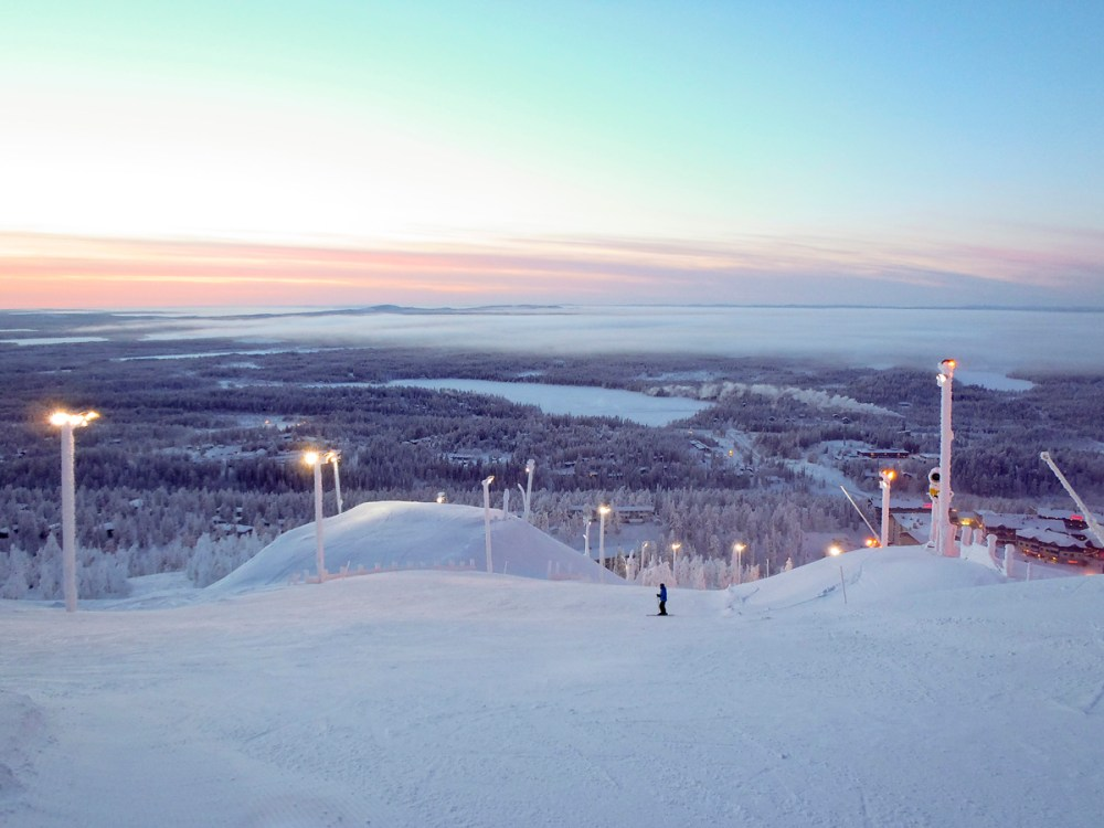 Splodz Blogz | Favourite Photos | Finland - Winter in Ruka