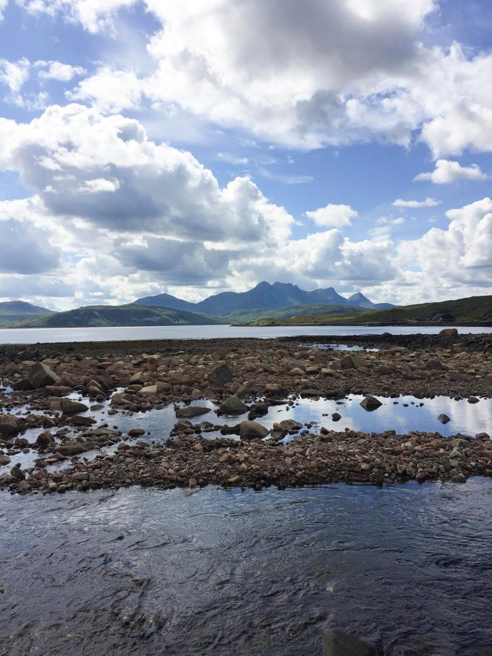 Splodz Blogz | Favourite Photos | Scotland - View of Ben Loyal