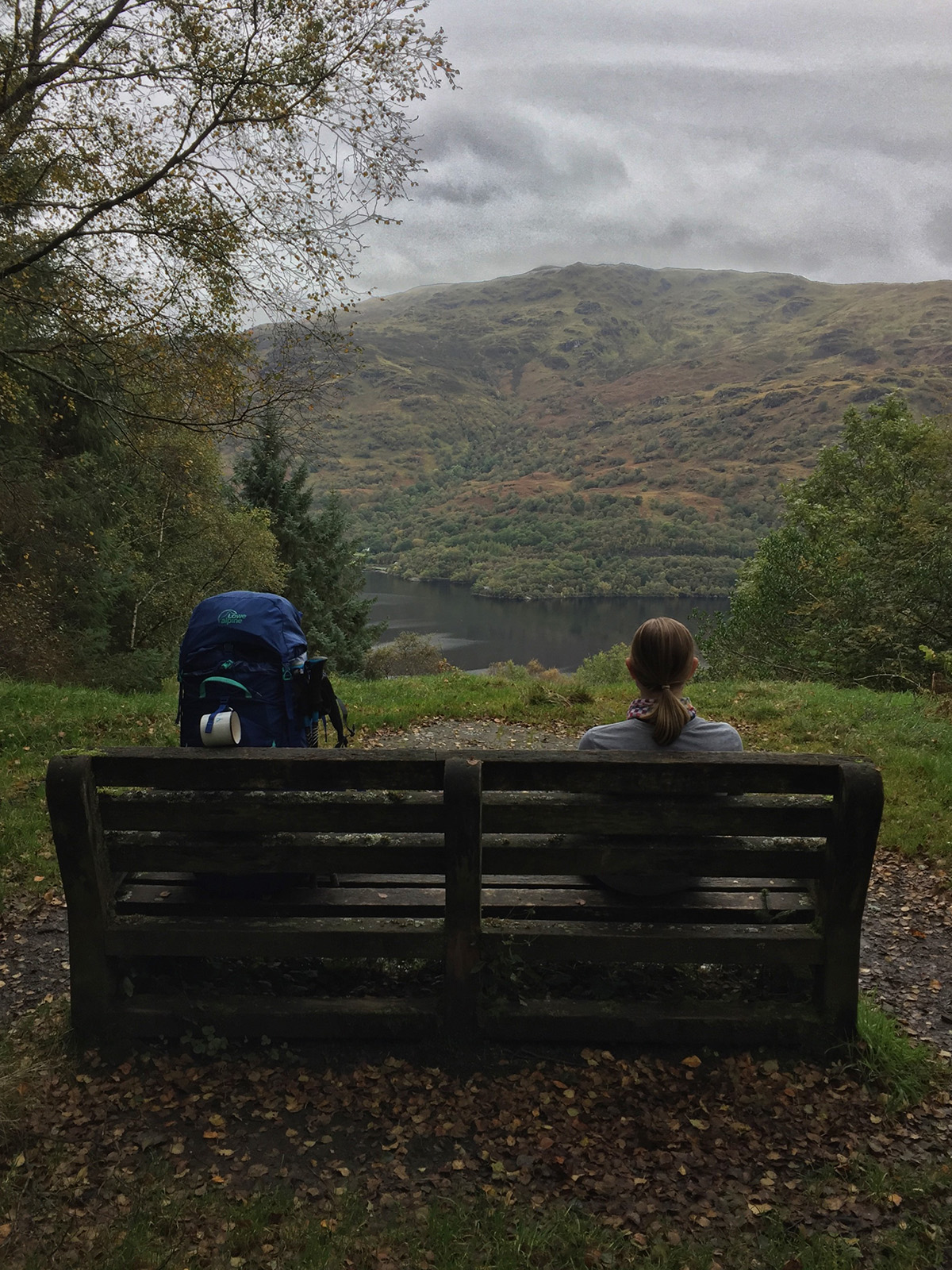 WHY THE WEST HIGHLAND WAY?