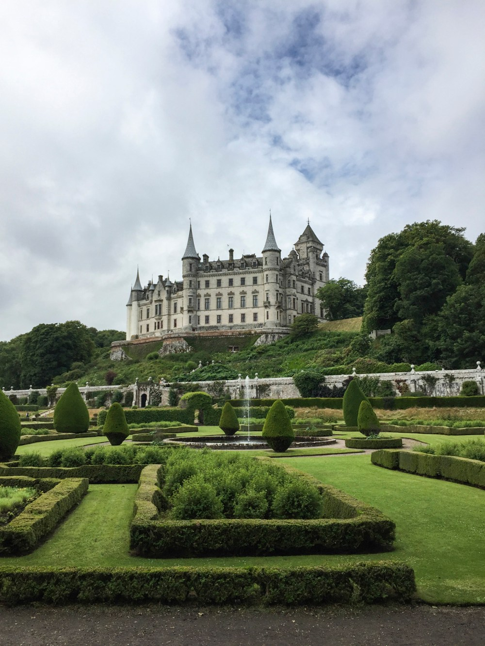 Splodz Blogz   NC500   Dunrobin Castle