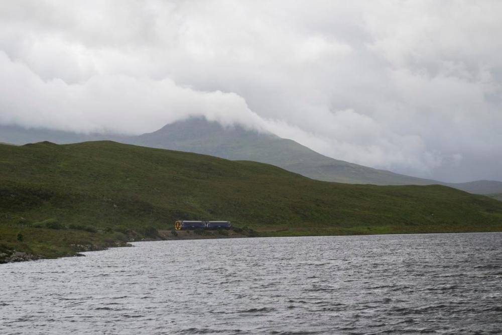 Splodz Blogz | NC500 | Loch a Chroisg