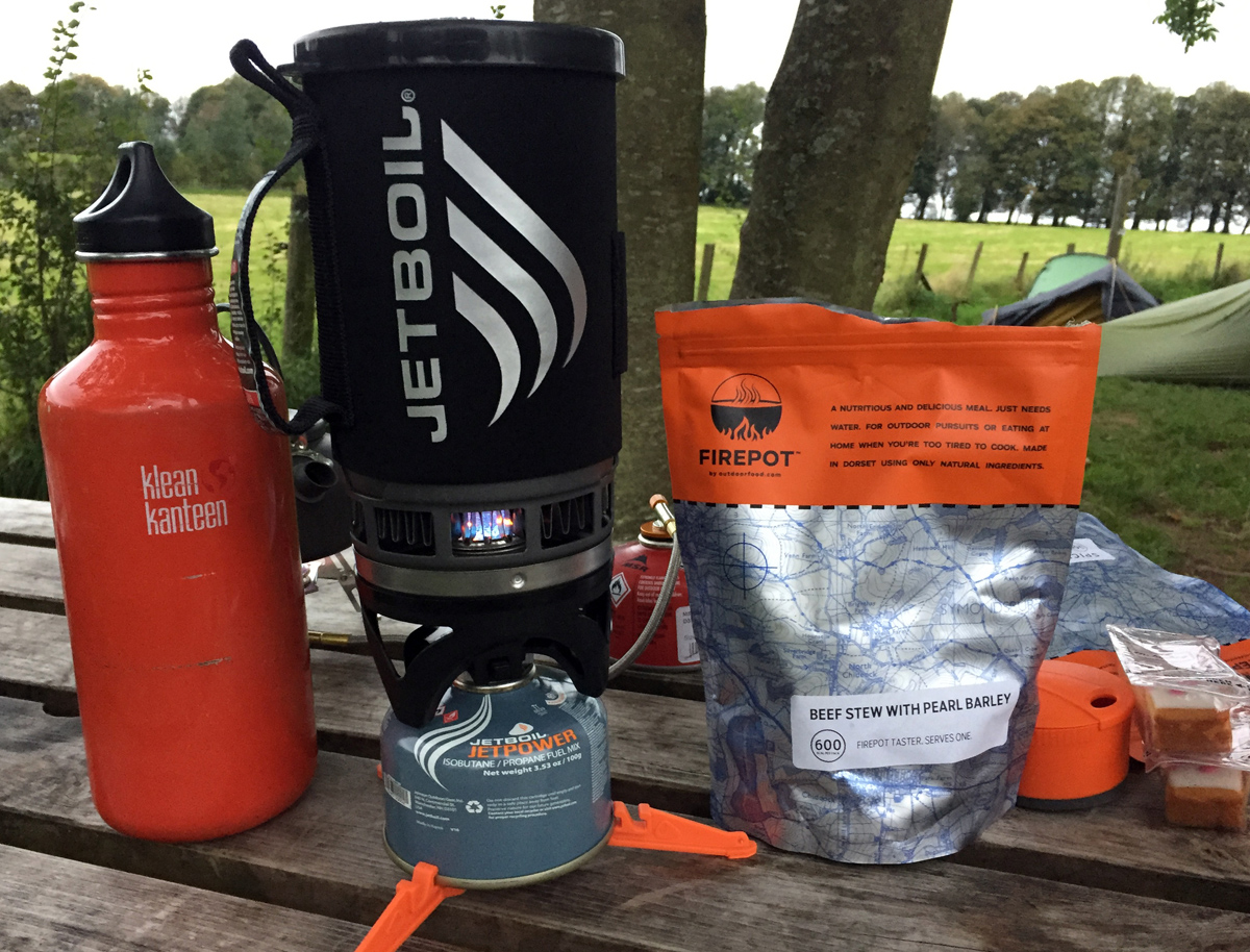 REVIEW: FIREPOT BY OUTDOOR FOOD