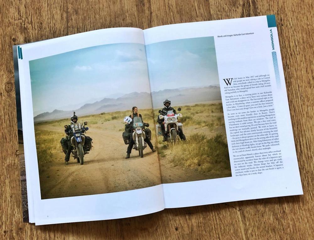 Splodz Blogz | Overland Magazine