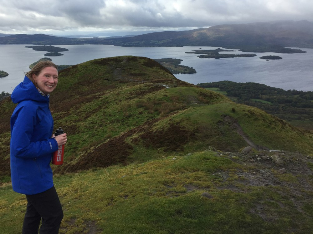 Splodz Blogz | West Highland Way - Conic Hill