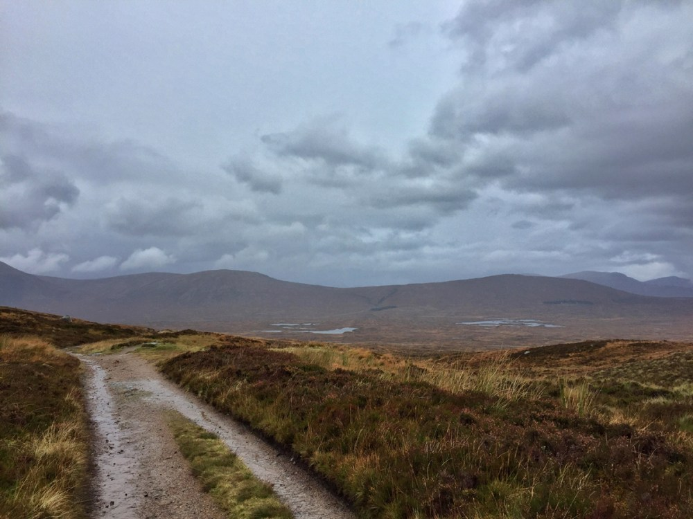 Splodz Blogz | West Highland Way - Rannoch Moor