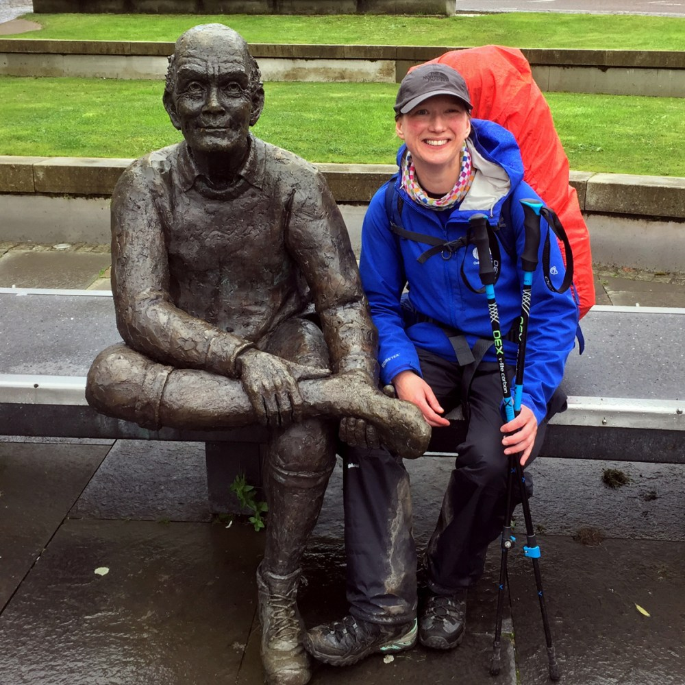 Splodz Blogz | West Highland Way - Weary Walker Fort William