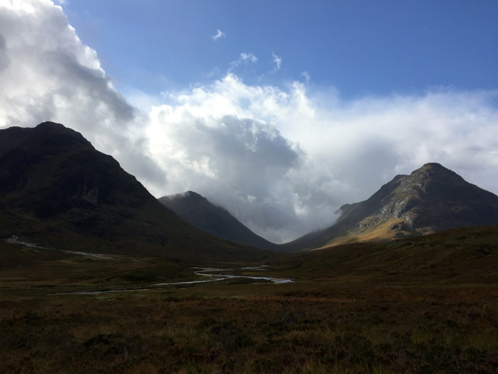 Splodz Blogz | West Highland Way - Buachaille Etive Mor