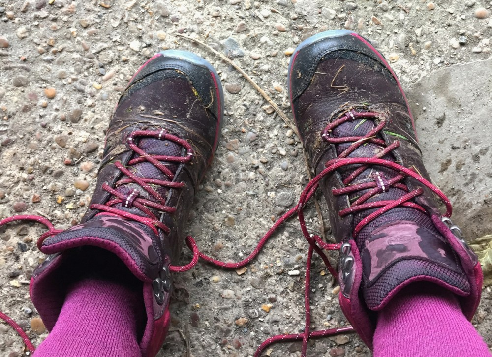 Splodz Blogz | KEEN Terradora Leather Boots
