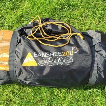 REVIEW | VANGO BANSHEE 200 TENT