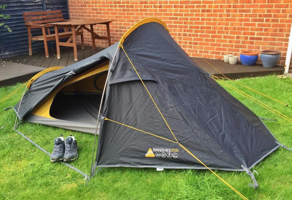 Splodz Blogz | Vango Banshee 200 Tent