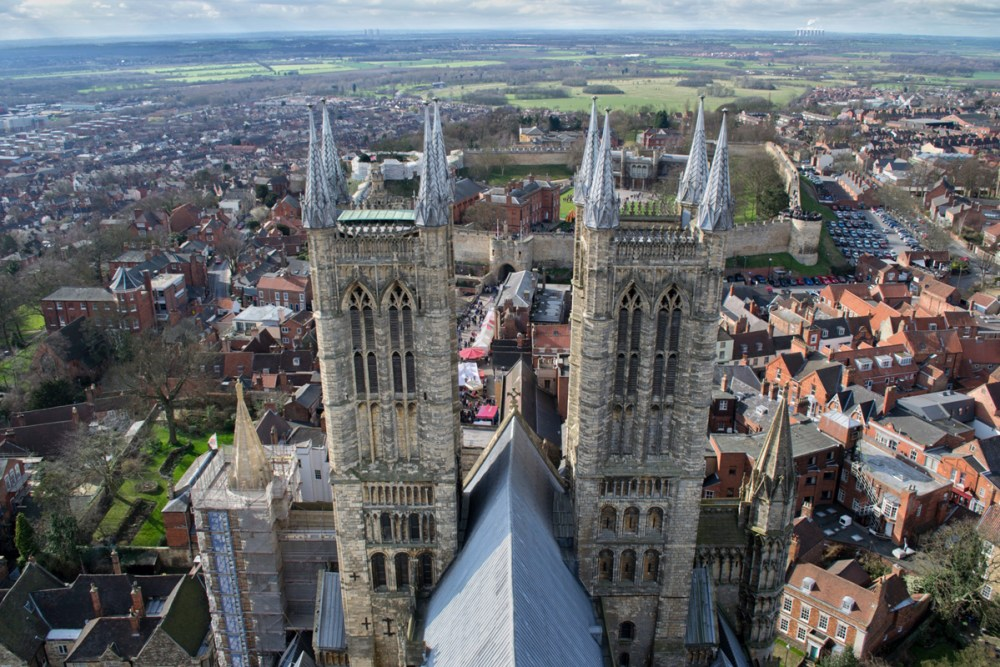 Splodz Blogz | 24 Hours in Lincoln - Lincoln Cathedral