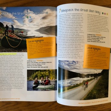 BOOK REVIEW | THE ADVENTURER'S GUIDE TO BRITAIN