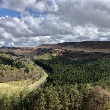 WALKING THE HOLE OF HORCUM WITH OUTDOOR BLOGGERS