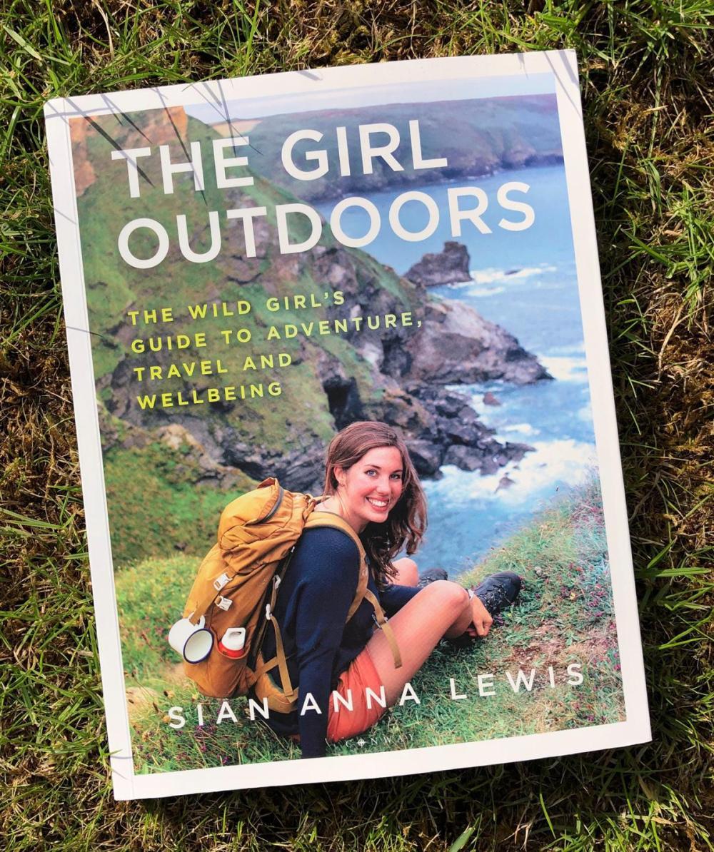 Splodz Blogz   The Girl Outdoors, Sian Anna Lewis