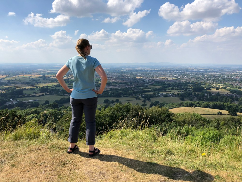 Splodz Blogz | Teva Original Universal Sandals on Leckhampton Hill