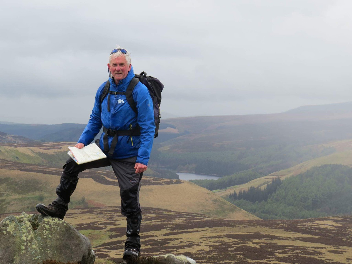 THE GETOUTSIDE INTERVIEWS | NIGEL VARDY