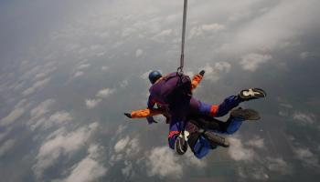 Splodz Blogz   Tandem Skydive with North London Skydiving