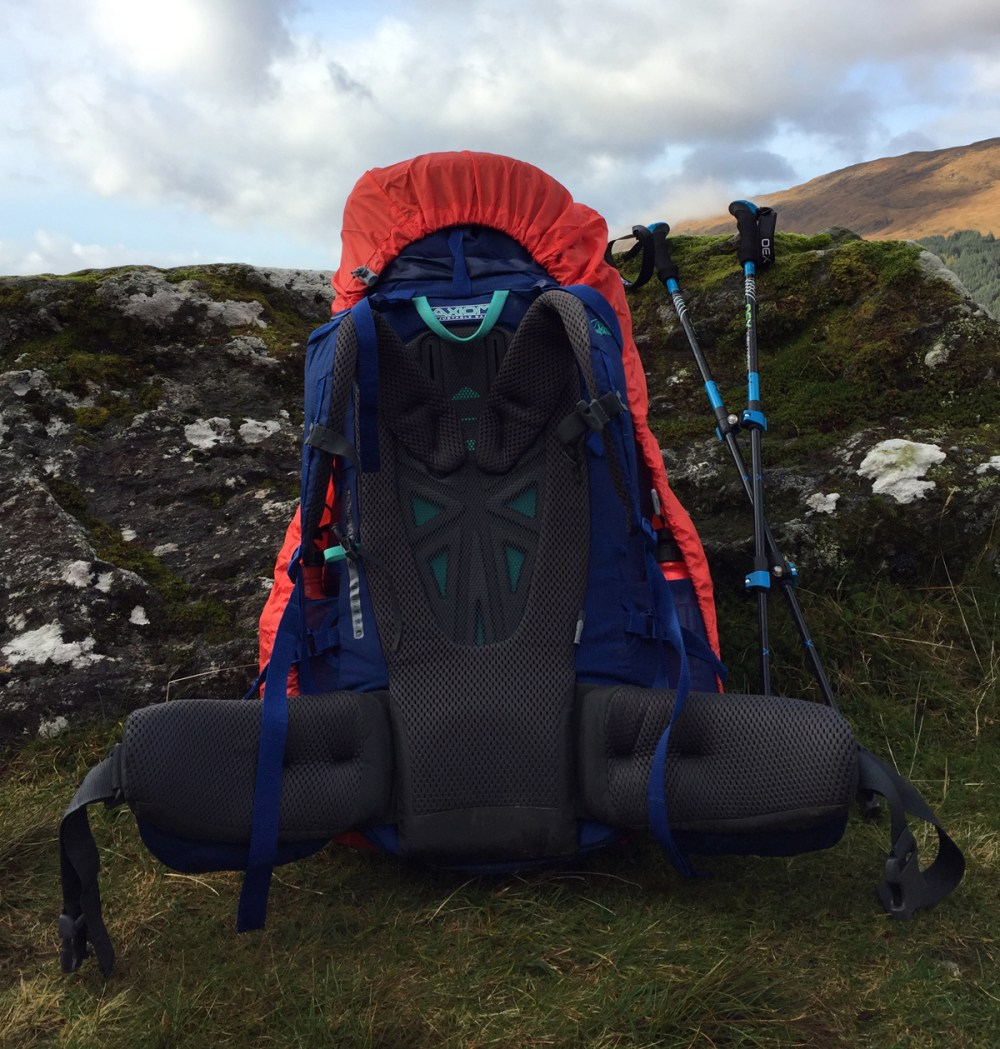 Splodz Blogz | Lowe Alpine Manaslu ND 55:65 Pack