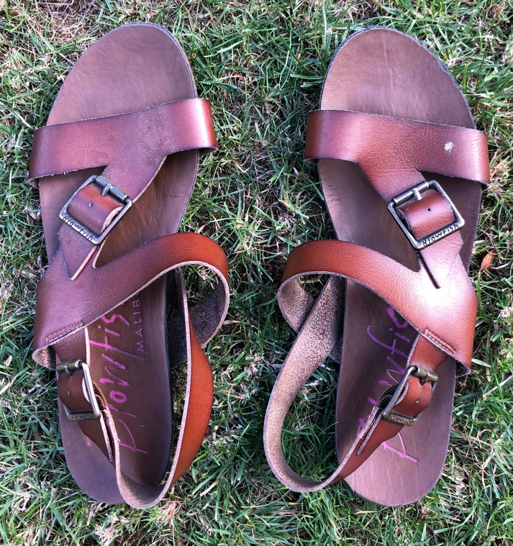 Splodz Blogz | Blowfish Malibu Practical Sandals