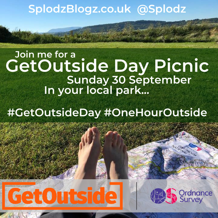 Splodz Blogz | GetOutside Day Picnic