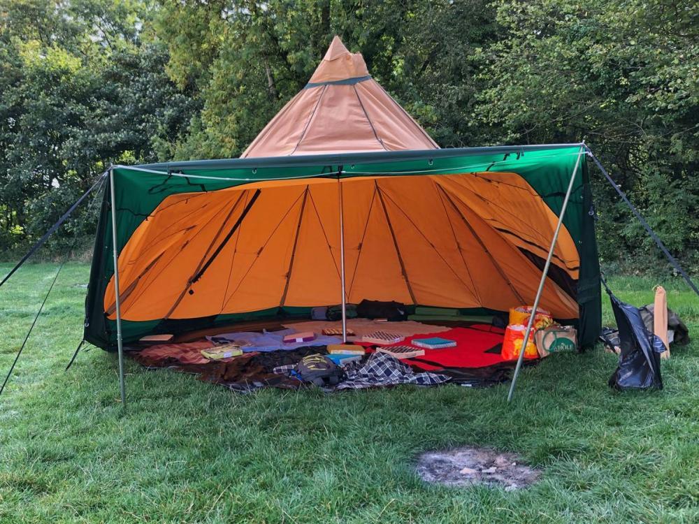 Splodz Blogz | Wilderness Weekends - Base Camp