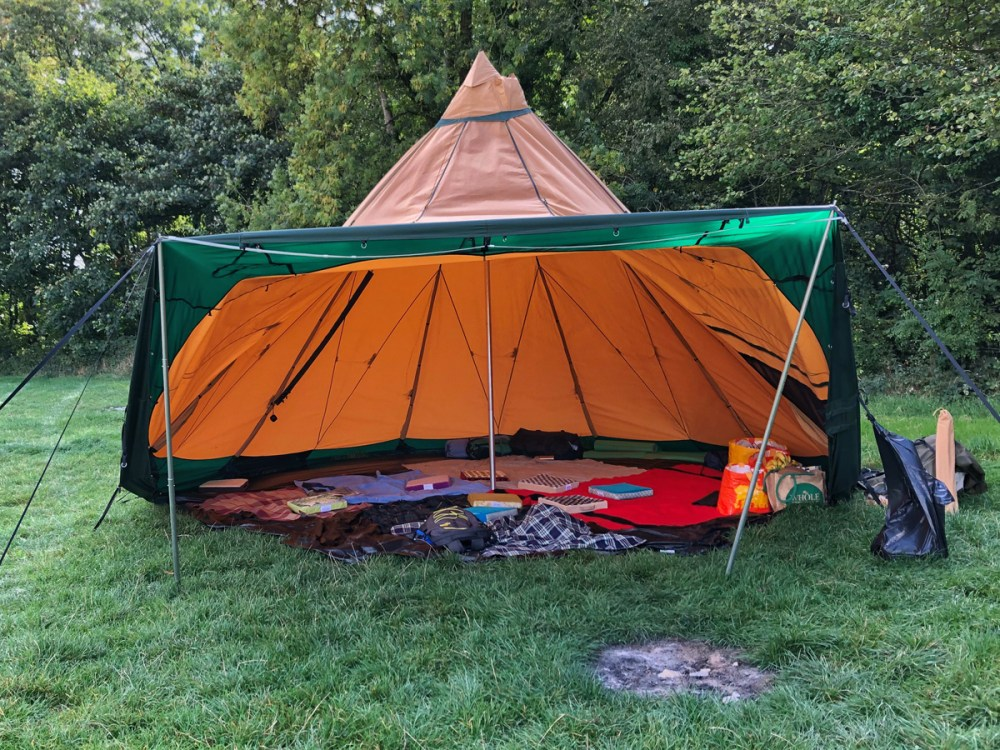 Splodz Blogz | Wilderness Weekends - Base Camp