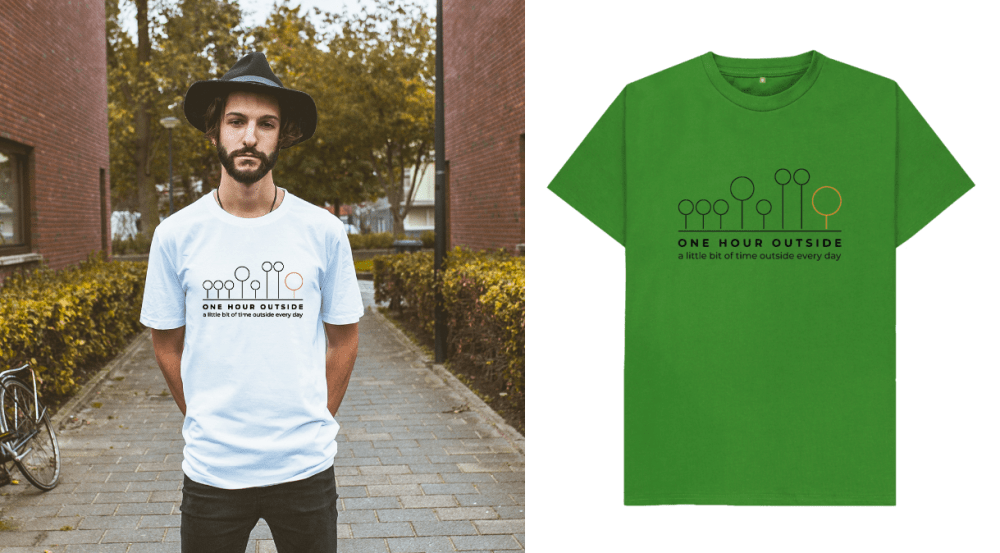 Splodz Blogz | One Hour Outside Tee