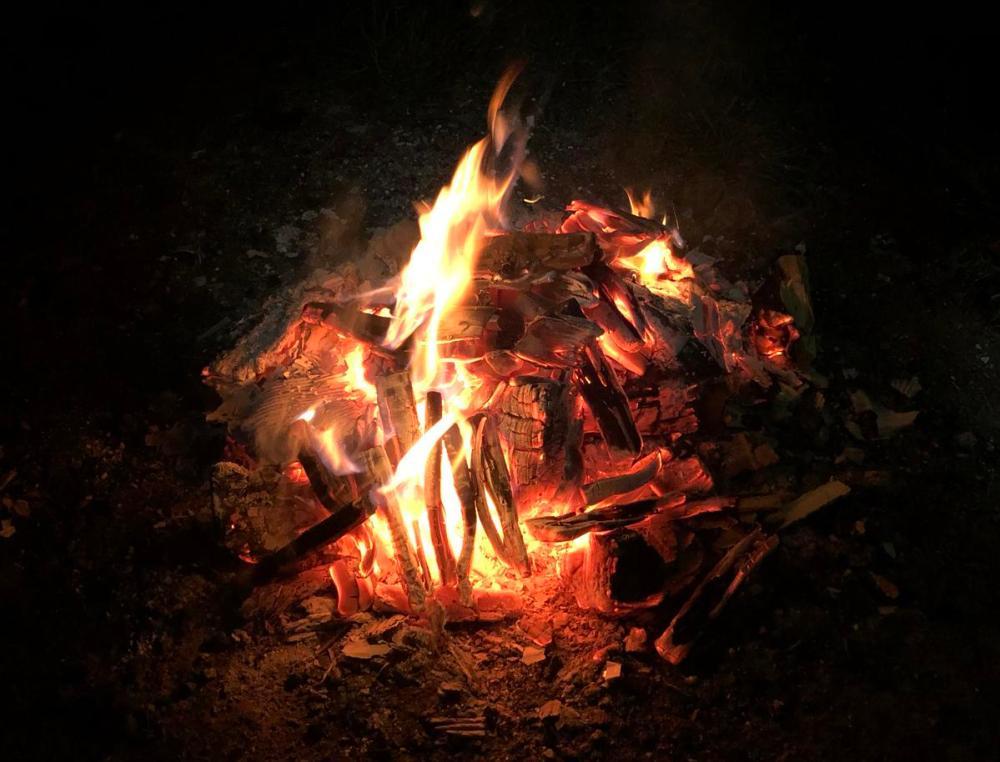 Splodz Blogz   GetOutside Activity Challenge - Campfire