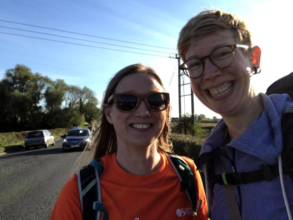 Splodz Blogz   GetOutside Activity Challenge - Walking Home