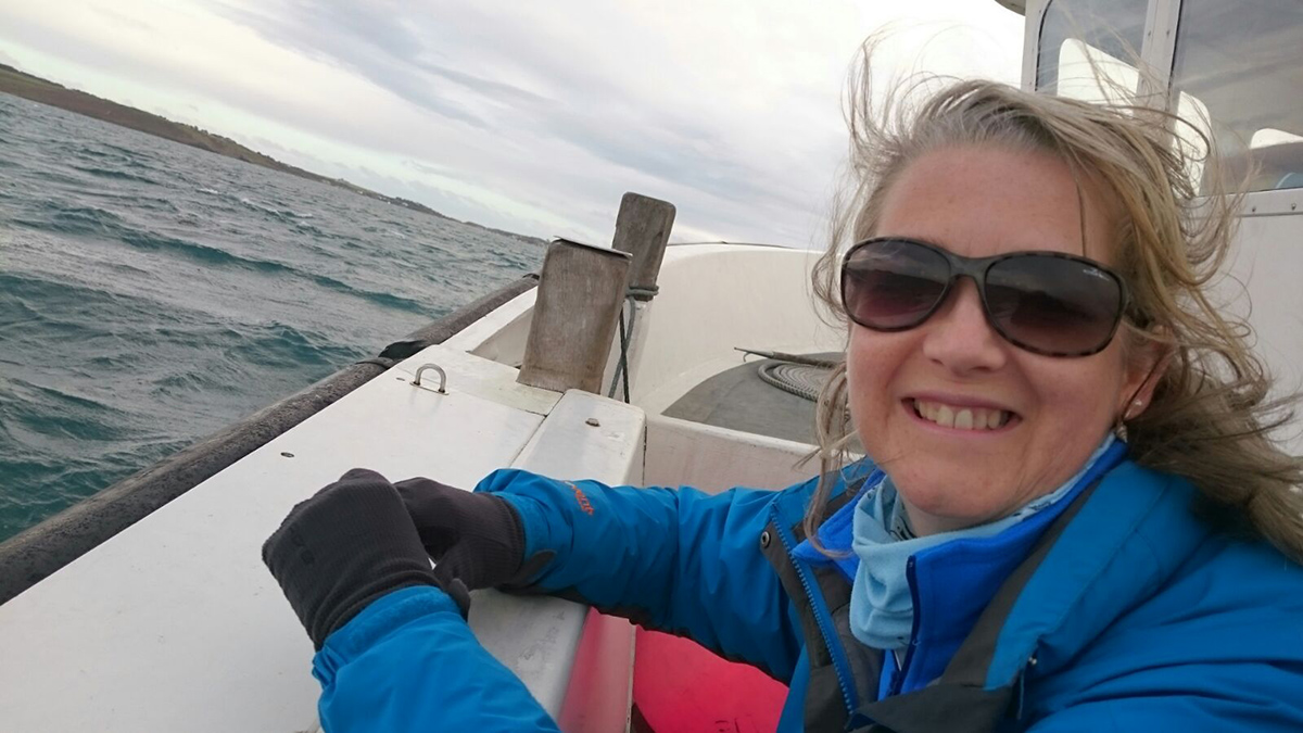 THE GETOUTSIDE INTERVIEWS | LUCY ATKINS