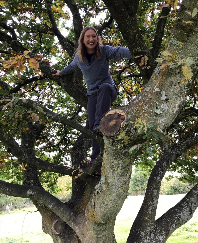Splodz Blogz | GetOutside Activity Challenge - Climbing Trees