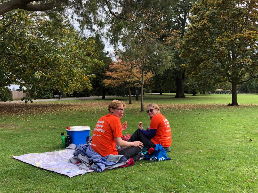 Splodz Blogz | GetOutside Activity Challenge - Picnic in the Park
