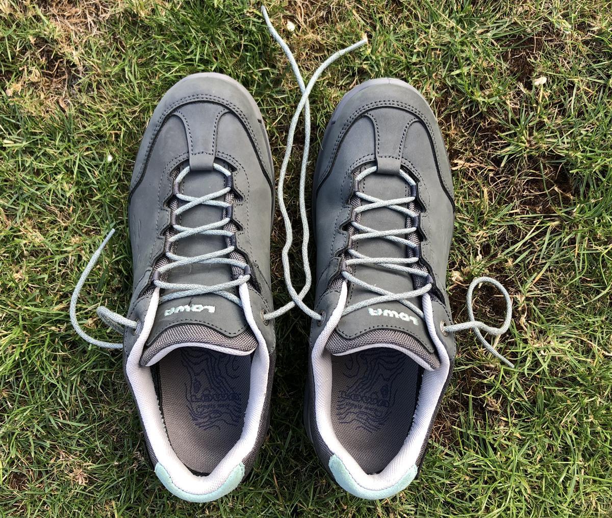 REVIEW | LOWA LOCARNO GTX LO WALKING SHOES