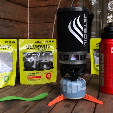 A DAY OF FREEZE-DRIED FOOD: REVIEW | SUMMIT TO EAT