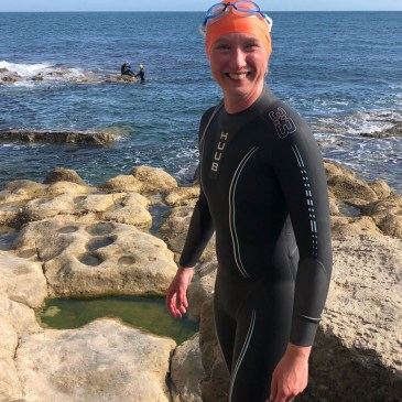REVIEW | HUUB AXIOM WOMEN'S WETSUIT