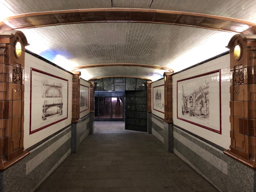 Splodz Blogz | London Walks, Blackfriars Bridge