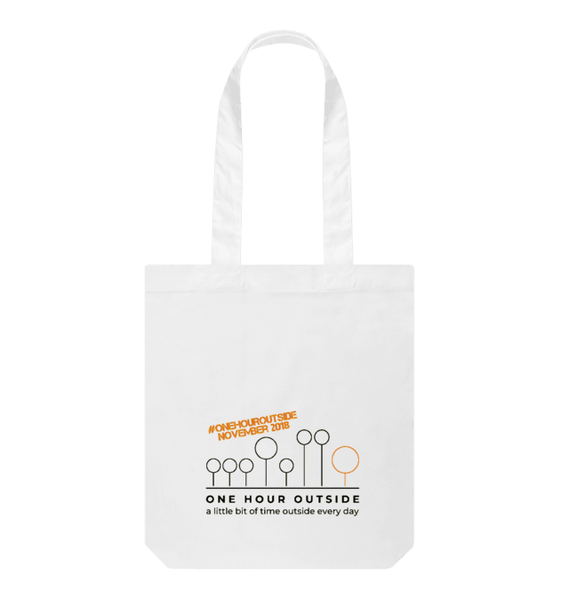 Splodz Blogz | One Hour Outside Challenge Tote Bag